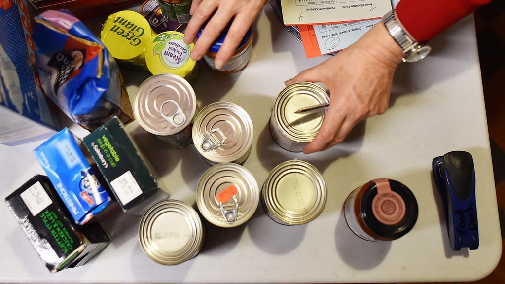 Extra demand on Highland Foodbank network