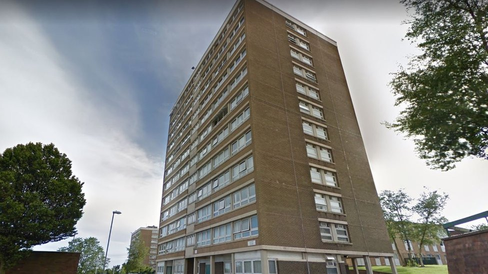 Sprinklers put into Stoke-on-Trent council tower blocks
