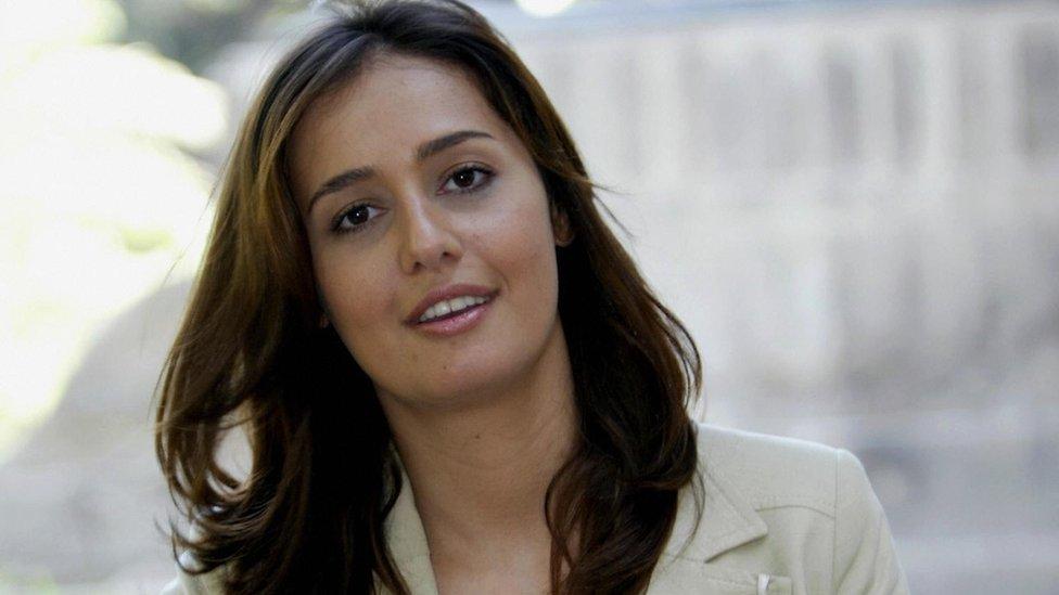 Hala Shiha in 2005