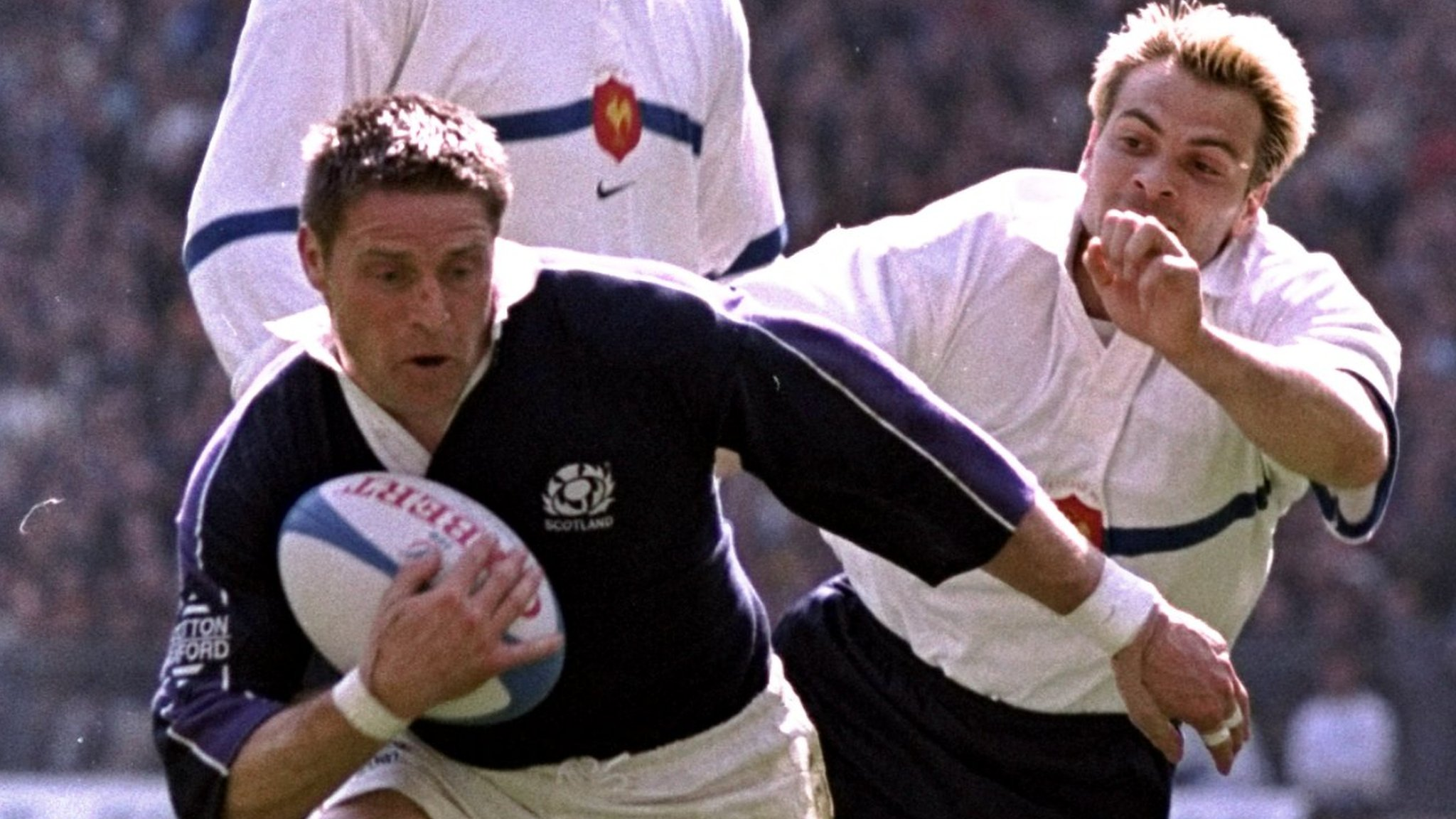 France v Scotland: Relive the five tries that gave the Scots victory in 1999