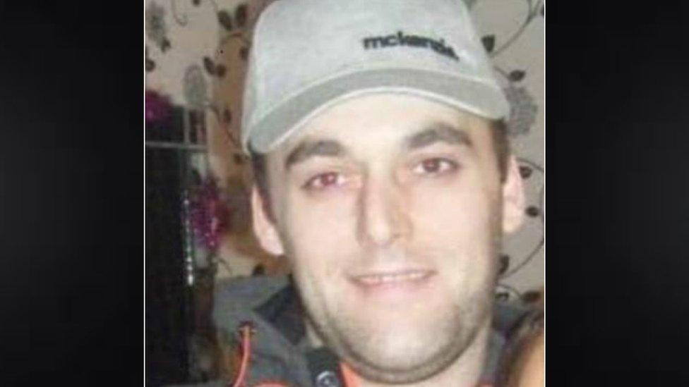 Man's body confirmed as missing Blairgowrie man Lee Brown