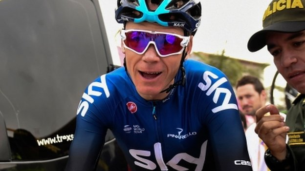 Team Sky change name to Team Ineos after deal with Britain's richest man