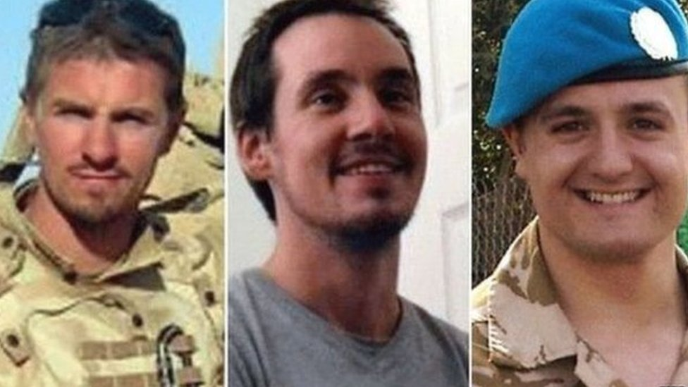 Men acquitted over fatal SAS march