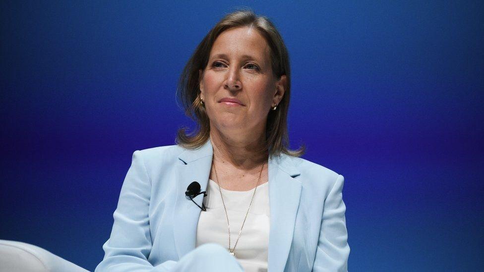 YouTube'un CEO'su Susan Wojcicki