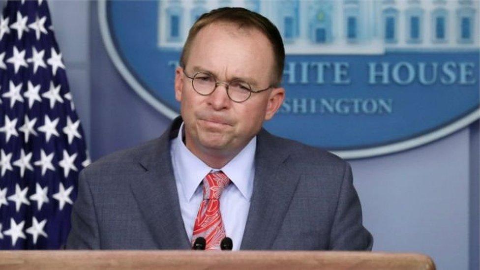 У Білому домі розказали, чому не давали Україні допомогу