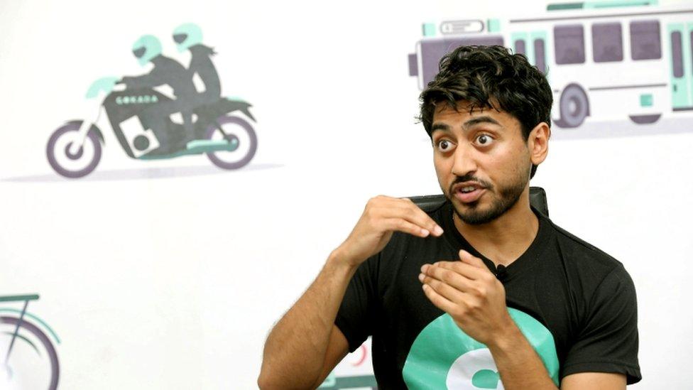 Image shows Fahim Saleh