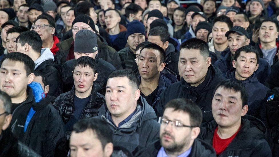 МВД Якутии: мигрантов не убивали и не избивали, а погромщики арестованы