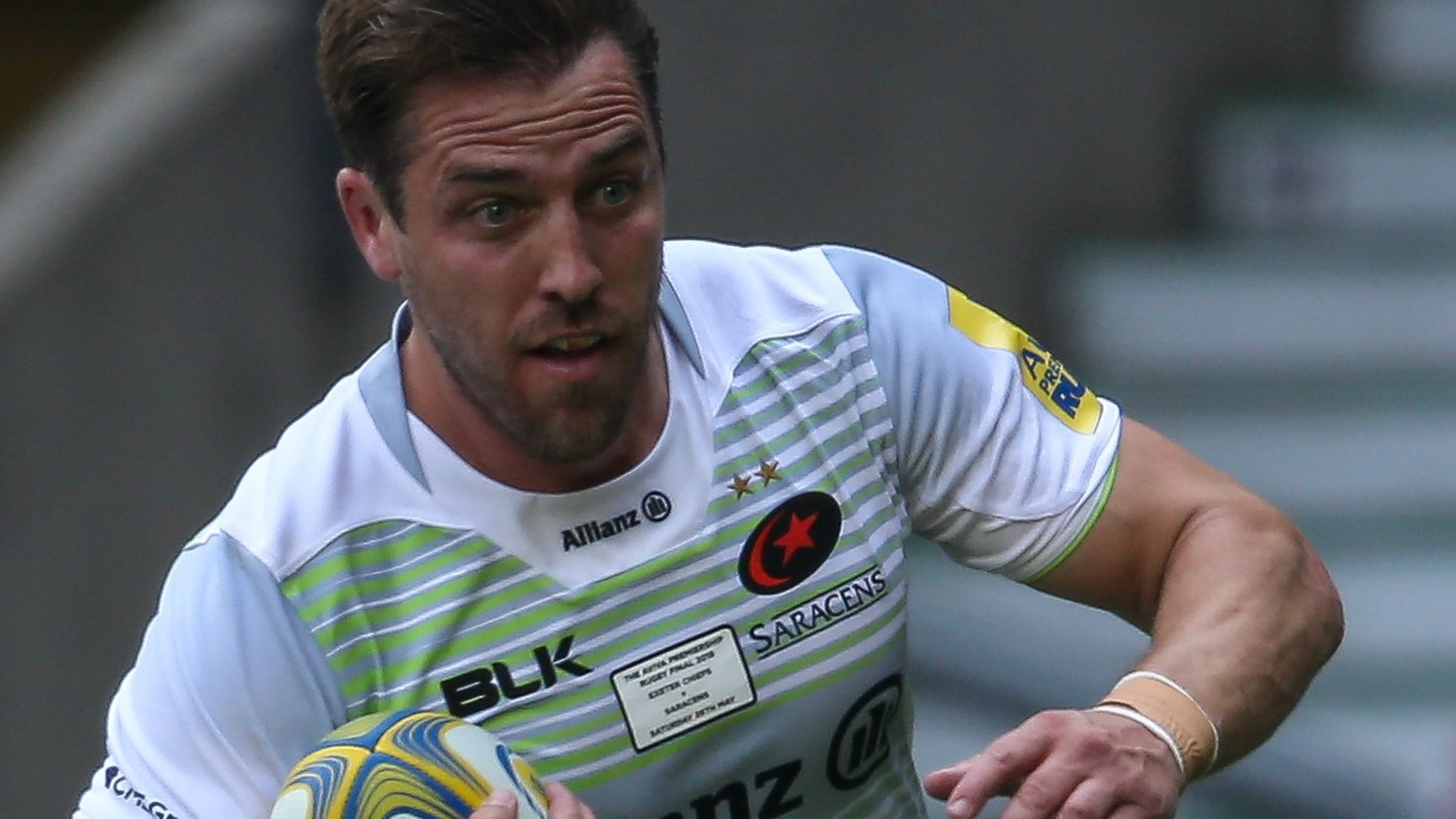 Wyles comes out of retirement for Sarries