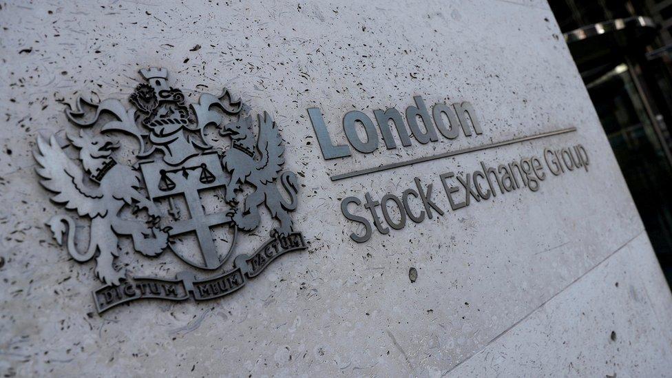 倫敦證券交易所