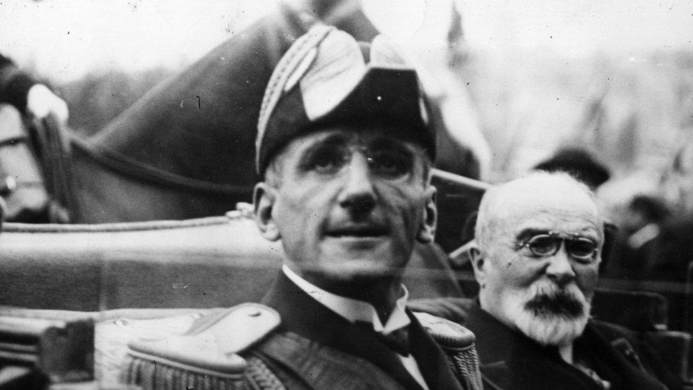 Marsej, 9. oktobar 1934.