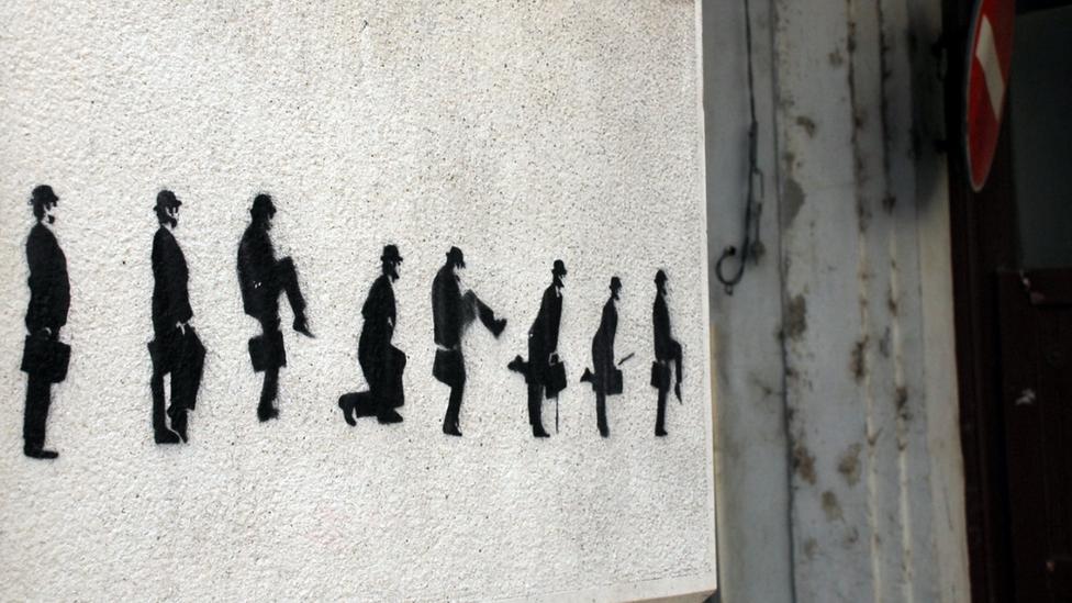 Strit art u gradu Oporto u Portugaliji
