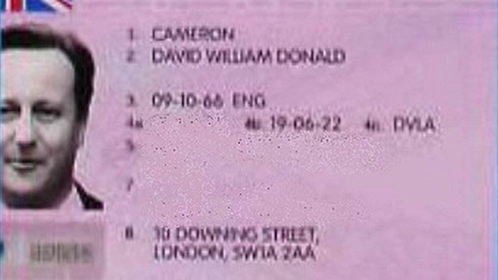 David Cameron fake ID gang jailed for £1m online scam