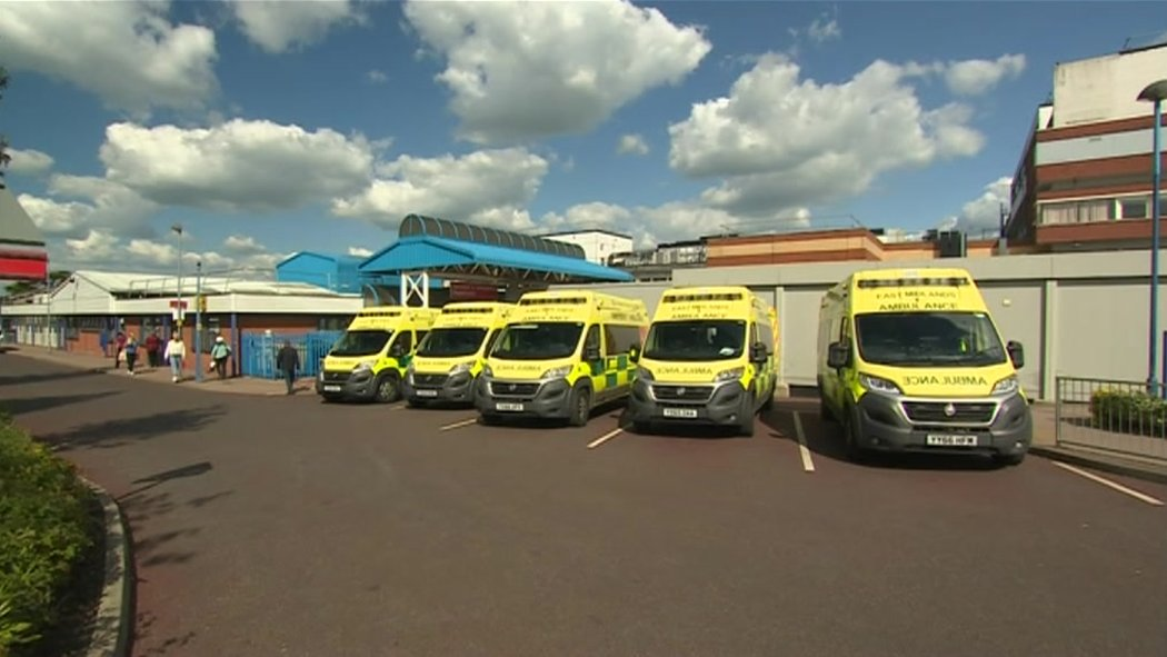 Kettering General Hospital out of 'special measures' after CQC inspection