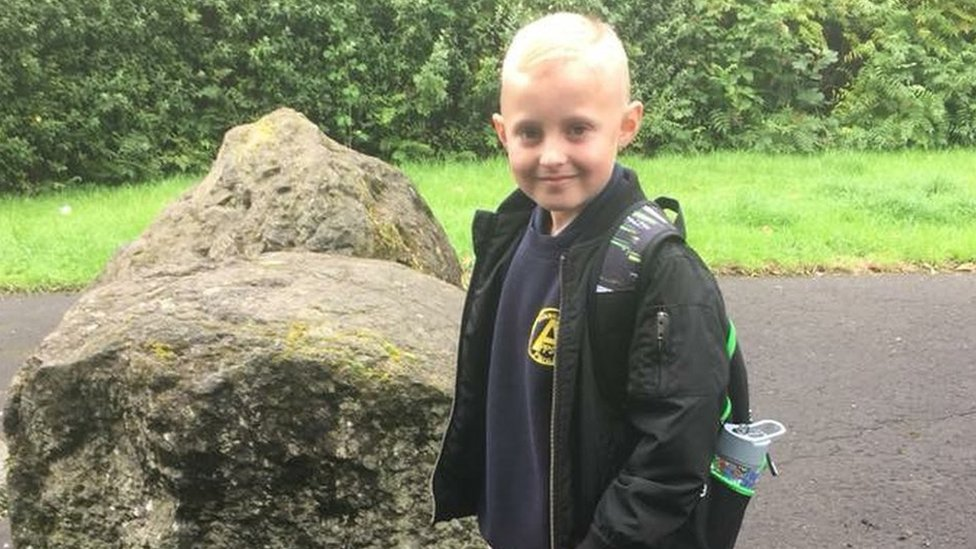 'Hero' boy backs first aid in schools campaign