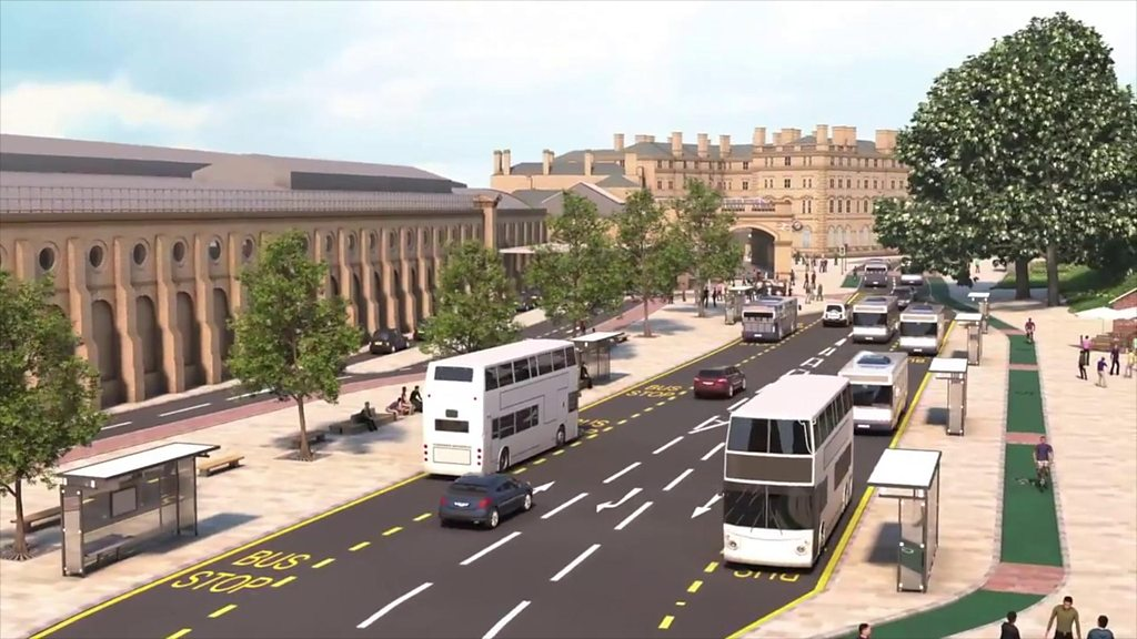 LNER objects to York station redevelopment
