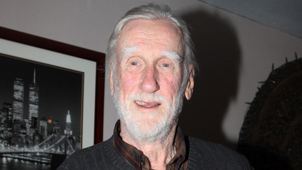 Donald Moffat in 2009