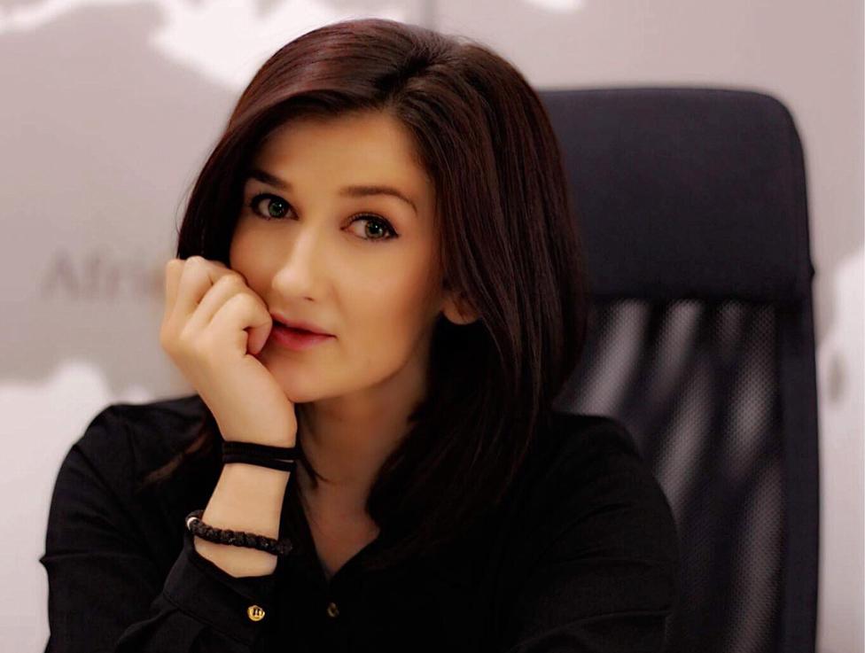 Andra Chirnogeanu, Studio 20's PR manager