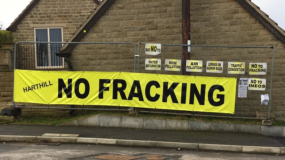 Rotherham Fracking Plan Ineos Wins Test Drill Appeal Bbc News
