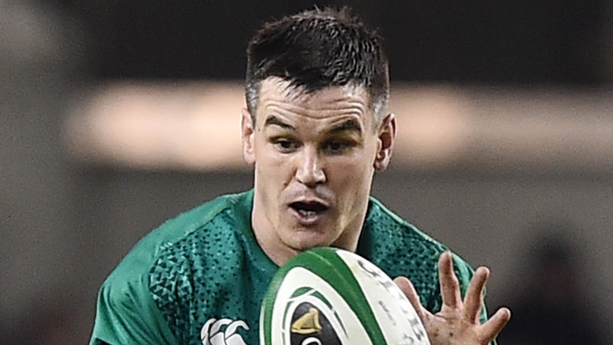 Johnny Sexton voted Rugby Union Writers' Club personality of the year