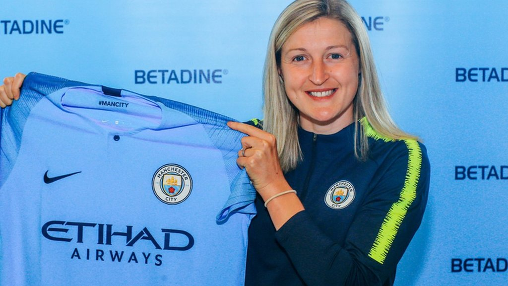 Man City sign Birmingham striker White