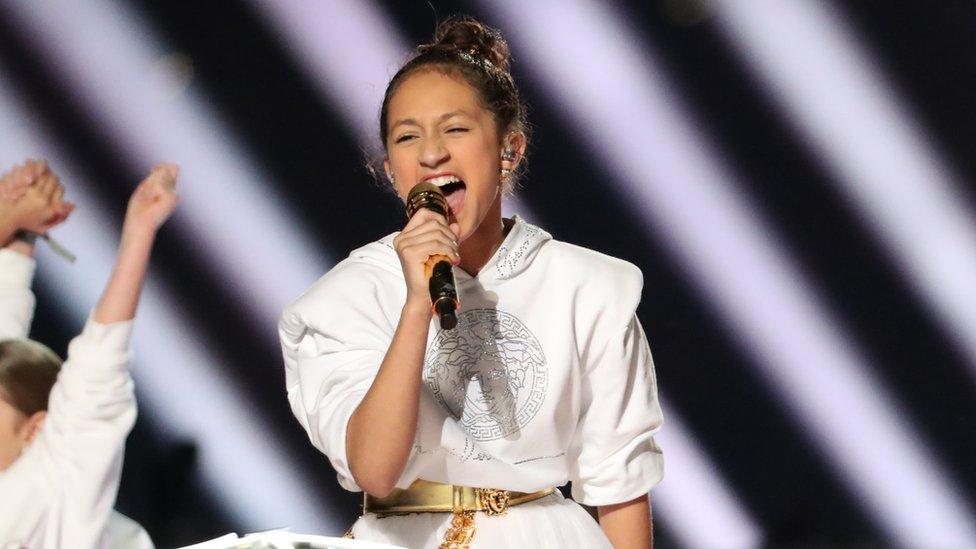 Hija de J.Lo