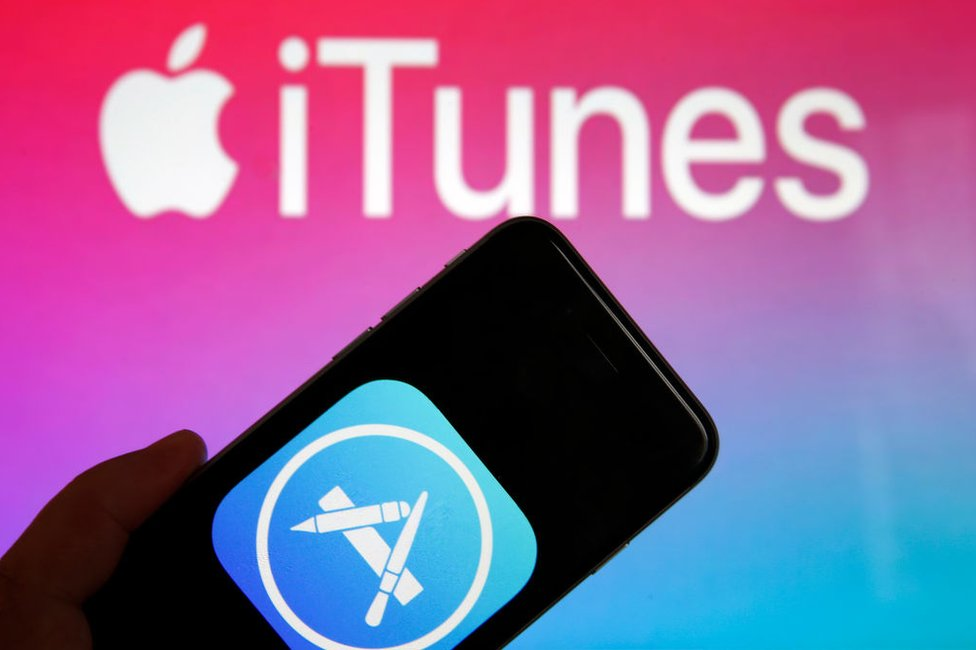 A Brief History Of Apple S Itunes Bbc News
