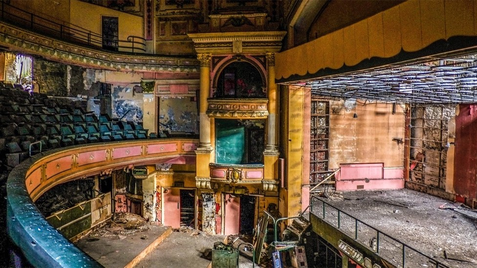 Grade II listed Burnley Empire Theatre bought for £1