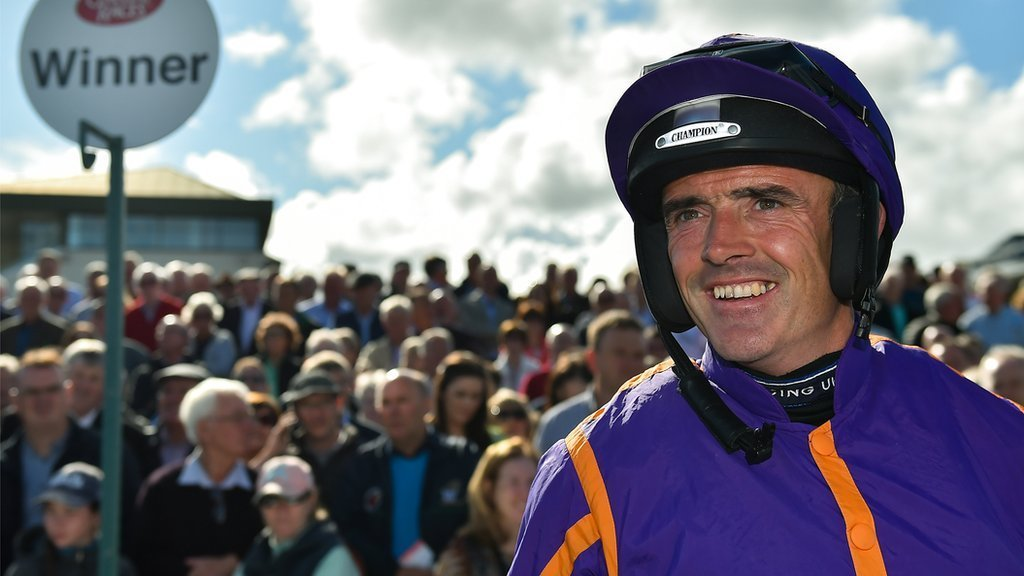 'You're a villain when you lose' - jockey Walsh on form concerns