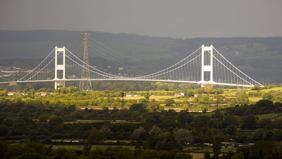 Severn tolls end 'forcing M4 Relief Road to be built'