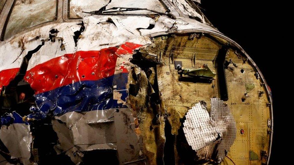 Нидерланды подадут иск к России из-за крушения