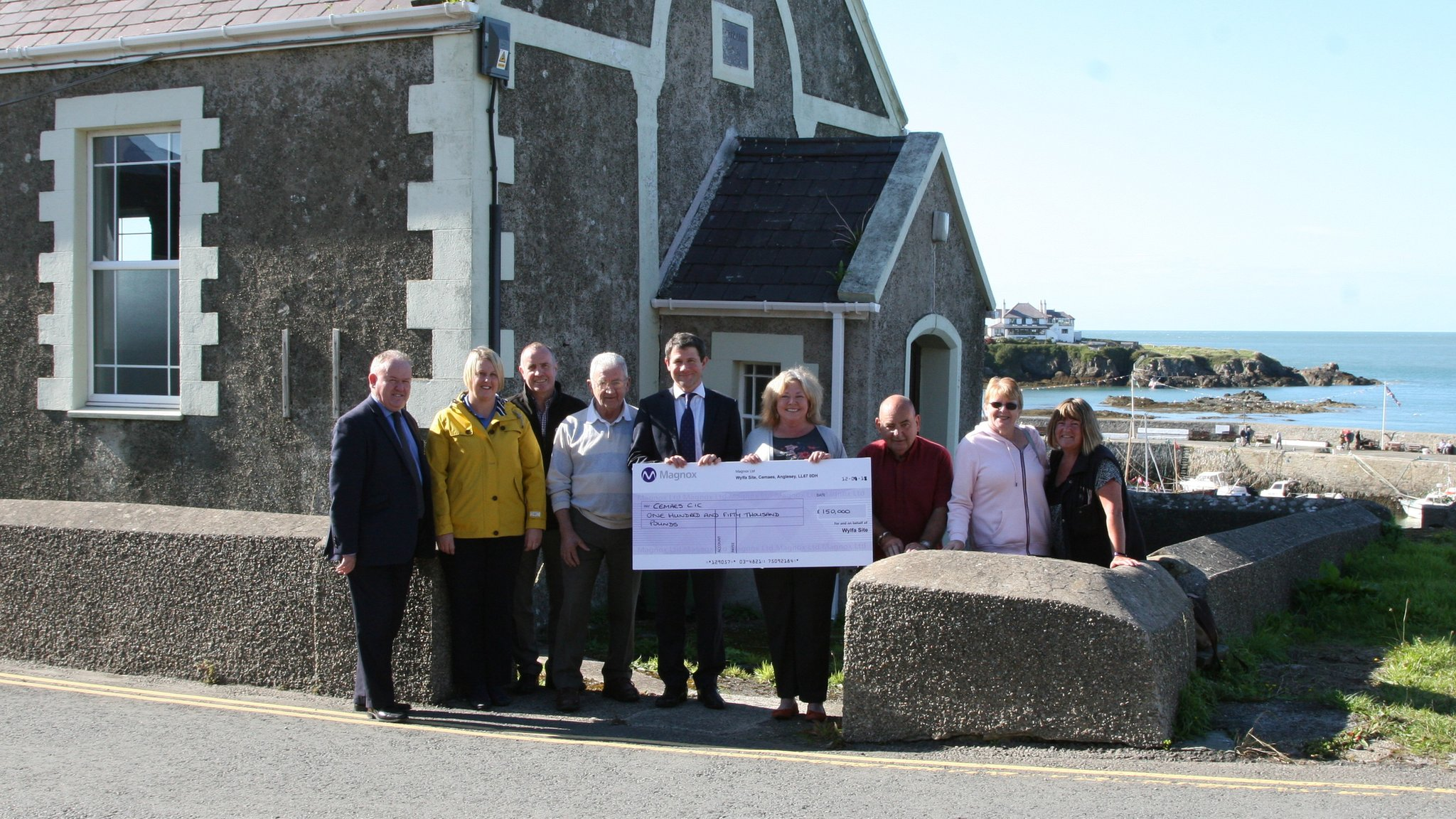Cemaes Bay chapel £2m transformation plan approved