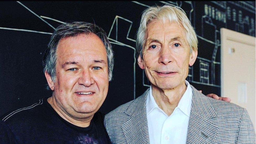 Brajan Rašić i Čarli Vots