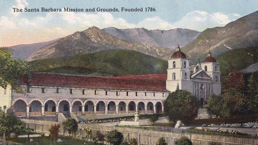 Misión de Santa Bárbara