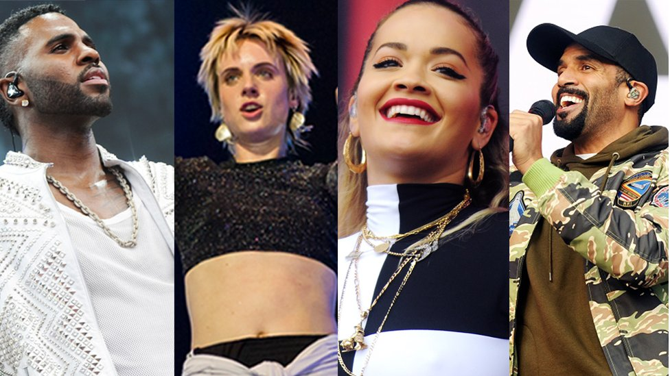 Biggest Weekend: Rita Ora, Craig David and MØ on the first songs they ever wrote