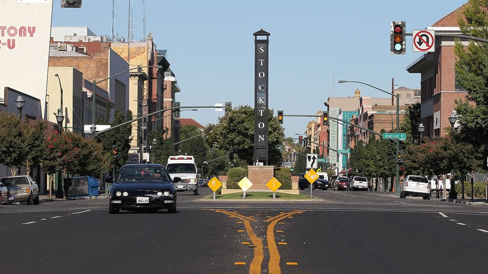 Imagen de Stockton