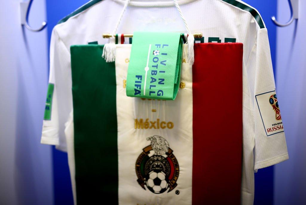 México saldrá a la cancha de blanco.