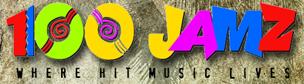100 Jamz logo