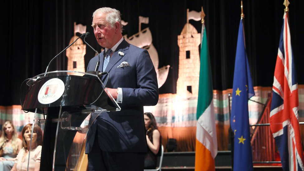 Prince Charles and Camilla end Ireland visit in Kerry