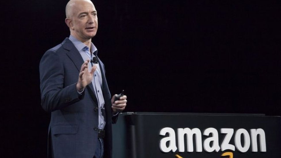 Засновник Amazon Безос обійшов Гейтса в списку найбагатших