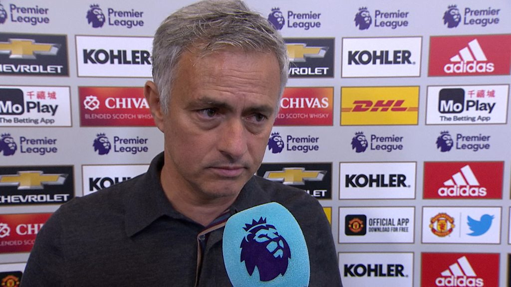 Jose Mourinho says Wolves deserve point against Man Utd in Premier League