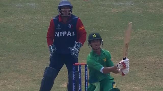 Pakistan v Nepal U19 Cricket