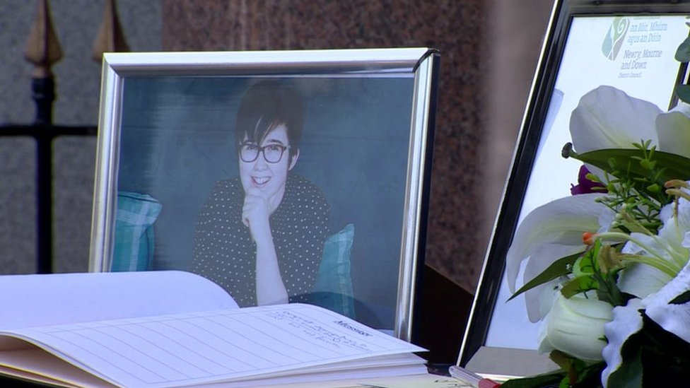 Lyra McKee: Killing has led to 'palpable change' in community sentiment towards policing