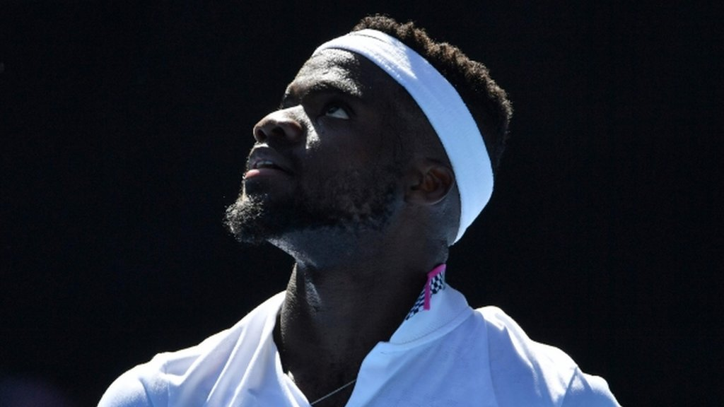 Meet Frances Tiafoe - the janitor's son & Australian Open quarter-finalist