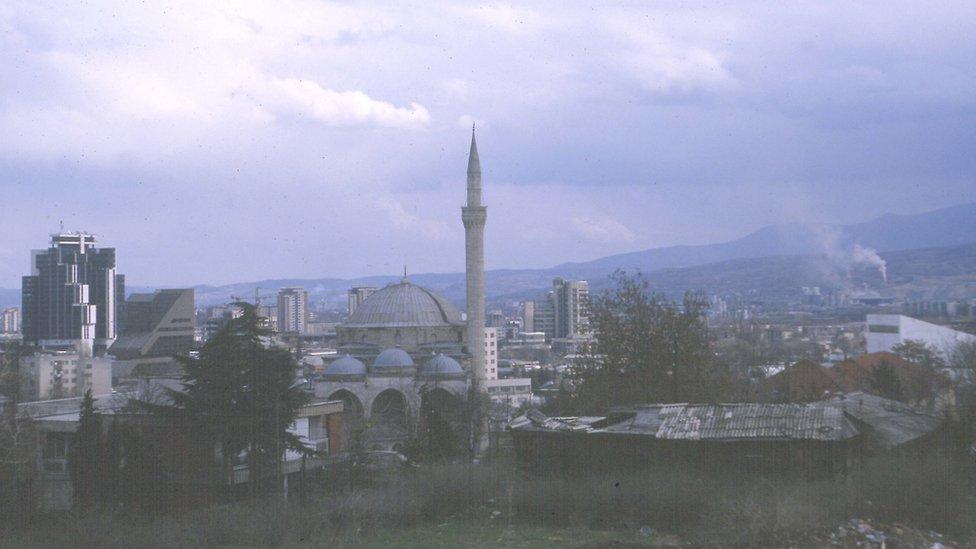 Skoplje, 1993. godine