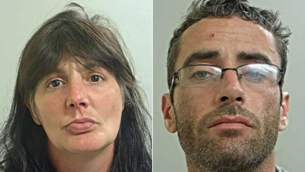 Skelmersdale pair who murdered man and sold his belongings jailed