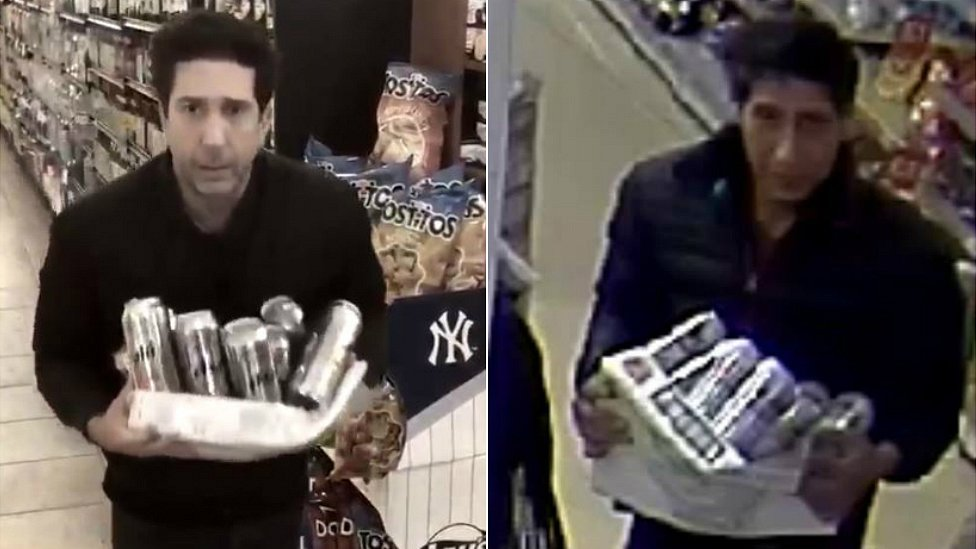 'Ross from Friends' lookalike fails to attend court