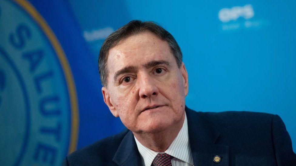Jarbas Barbosa, subdirector de la OPS