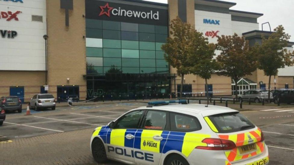 Sheffield cinema attack leaves man dead