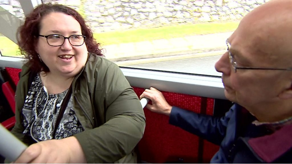 Can bus journeys help ease loneliness?
