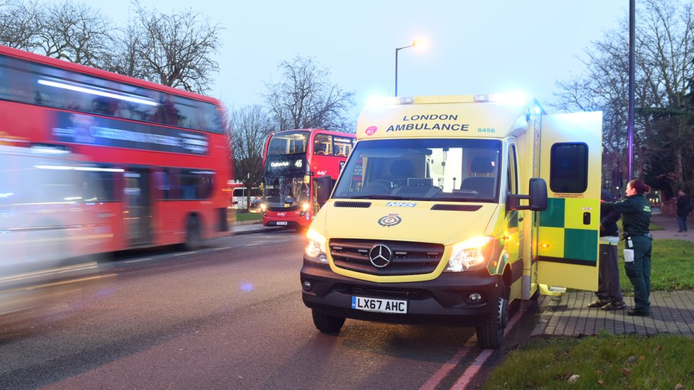 London Ambulance Service taken out of special measures